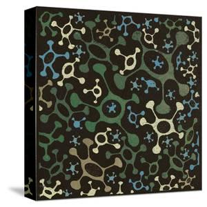 Atomic Friends (Teal) by Susan Clickner