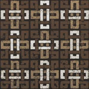 Large Knot 9 Square (Neutrals) by Susan Clickner