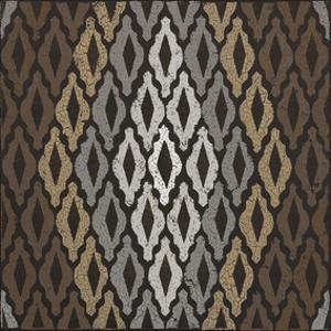 Moroccan Tile with Diamond (Neutrals) by Susan Clickner