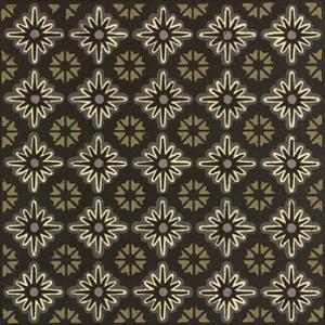Moroccan Twelve Point Star by Susan Clickner
