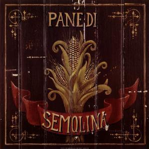 Semolina by Susan Clickner