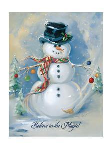 Snowman Magic by Susan Comish