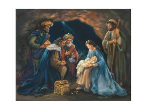Wise Men Seek Him by Susan Comish