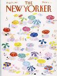 The New Yorker Cover - May 25, 1992-Susan Davis-Premium Giclee Print