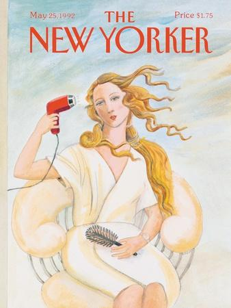 The New Yorker Cover - May 25, 1992