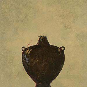 Camel Vase by Susan Gillette