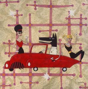 Dragster by Susan Gillette
