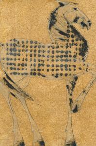 Etruscan Gold I by Susan Gillette