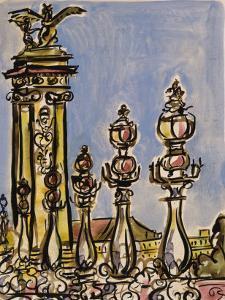 Pont Alexander - Scene II by Susan Gillette
