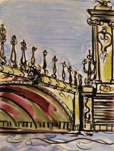 Pont Alexander - Scene III by Susan Gillette