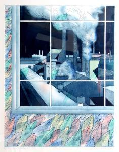 Window to the World by Susan Hall