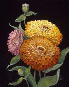 Midnight Bloom II by Susan Jeschke