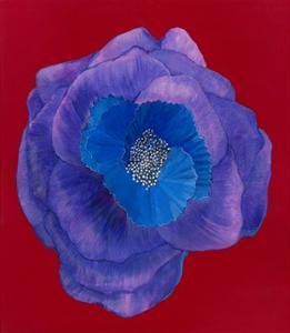 Purple by Susan Jeschke