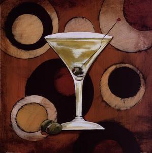 Martini Cocktail by Susan Osborne