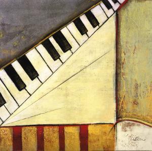 Music Notes I by Susan Osborne