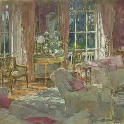 Morning Room Sunlight