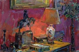 Still Life with Wellington, 1998 by Susan Ryder