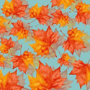 Autumn Leaves by Susana Paz