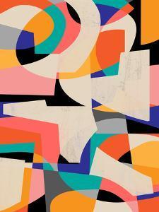 Colorshot Iii by Susana Paz