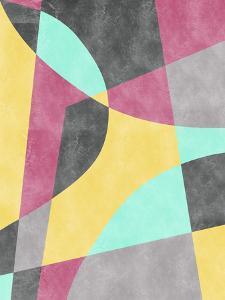 Fragments Ii by Susana Paz