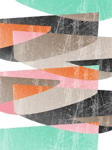 Fragments Xiii by Susana Paz