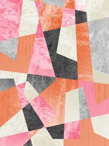 Fragments Xiv by Susana Paz