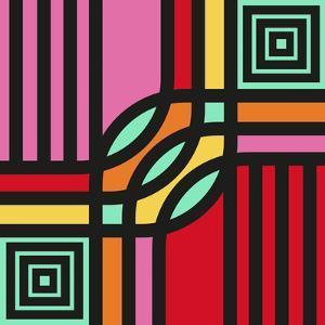 Geometric 12 by Susana Paz