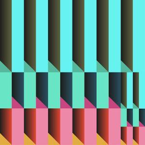 Geometric 26 by Susana Paz