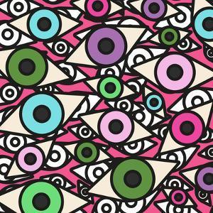 I Am Watching You by Susana Paz