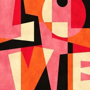 L O V E by Susana Paz