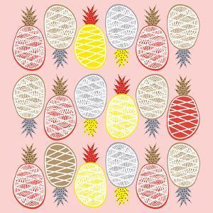 Pineapple I by Susana Paz
