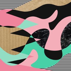 Shapes Textures & Stripes by Susana Paz