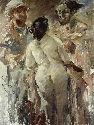 Susanna and the Elders, 1923-Lovis Corinth-Giclee Print