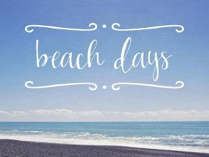 Beach Days by Susannah Tucker