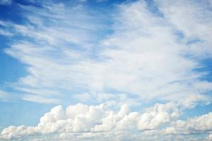 Blue Sky And Clouds 2 by Susannah Tucker