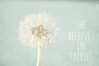 She Believes in Fairies