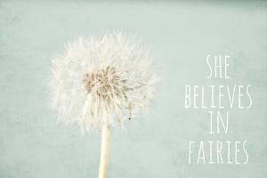 She Believes in Fairies by Susannah Tucker