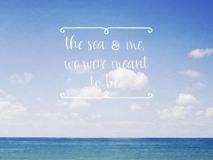 The Sea and Me by Susannah Tucker