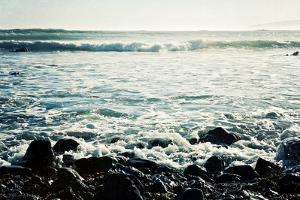 Waves And Sea Foam by Susannah Tucker