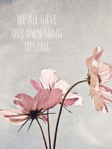 We All Have Our Own Song To Sing by Susannah Tucker