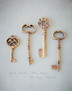 You Hold the Keys by Susannah Tucker