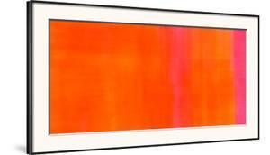 Orange-Magenta, c.2005 by Susanne Stähli