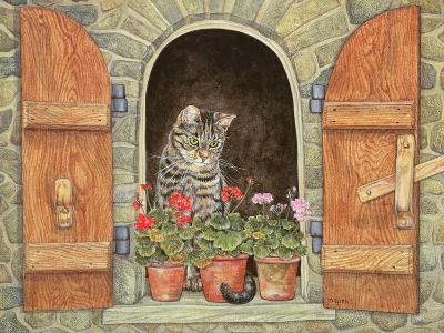 Susie's Window-Ditz-Giclee Print