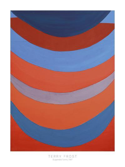 Suspended Forms, 1967-Terry Frost-Art Print