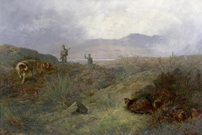 Suspense-Archibald Thorburn-Giclee Print