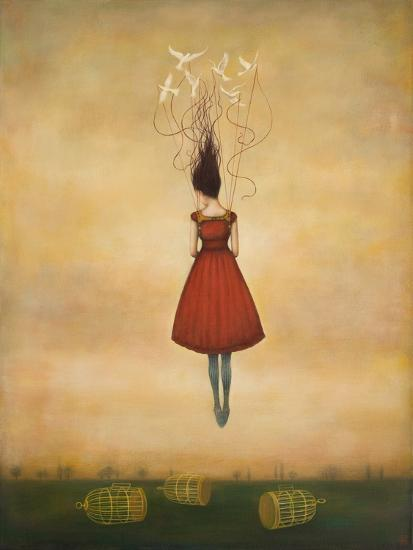 Suspension of Disbelief-Duy Huynh-Premium Giclee Print