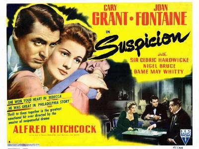 Suspicion, 1941--Art Print