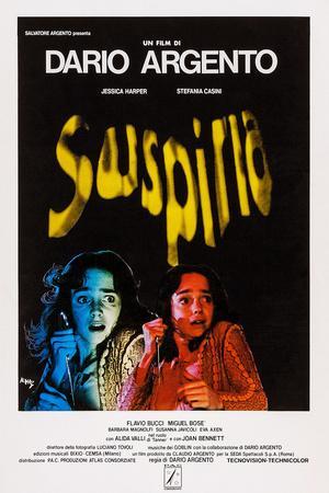 Premium-Poster Suspiria