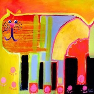 Kurt the Cat by Susse Volander
