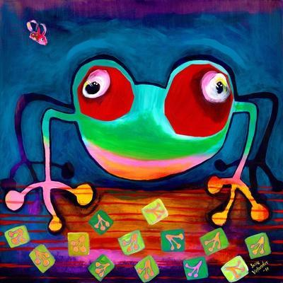 The Frog Jumps